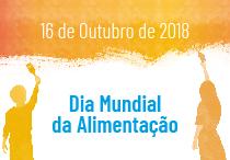 Dia Mundial da Alimentaçäo 16 de outubro 2018